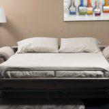 compas confort divano letto aperto