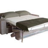cricchetto divano letto aperto