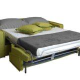 trendy divano letto aperto